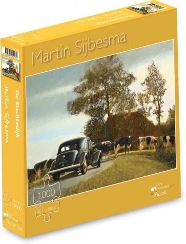Martin Sijbesma - De Slachtedijk  - Puzz