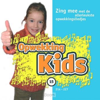 Opwekking kids 15 cd  (214-227)