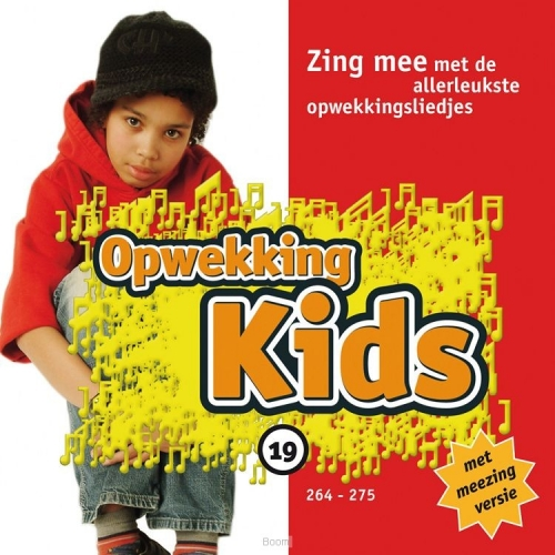 Opwekking kids 19 cd  (264-275)