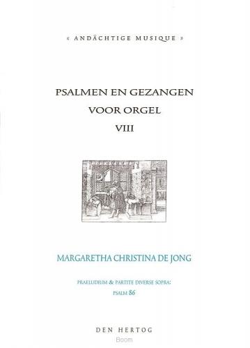Psalmen en gezangen 8 voor orgel