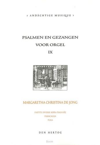 Psalmen en gezangen 9 voor orgel