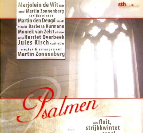 Psalmen voor fluit, strijkkwintet en org