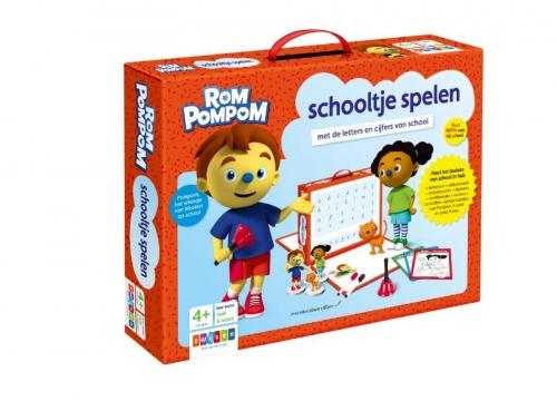 Rompopom Schooltje spelen