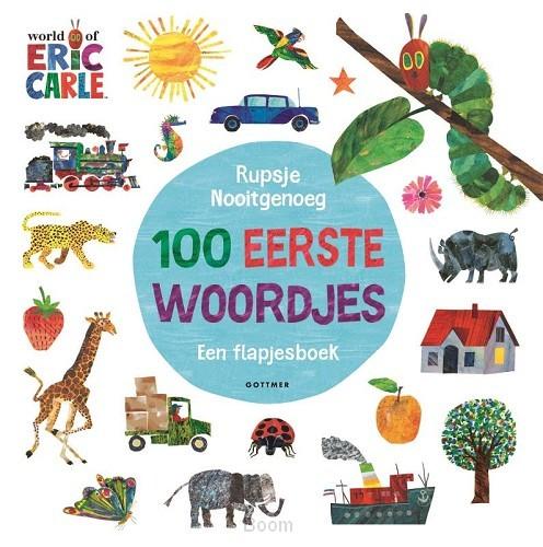 Rupsje Nooitgenoeg 100 eerste woordjes