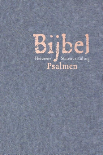 Schoolbijbel met Psalmen