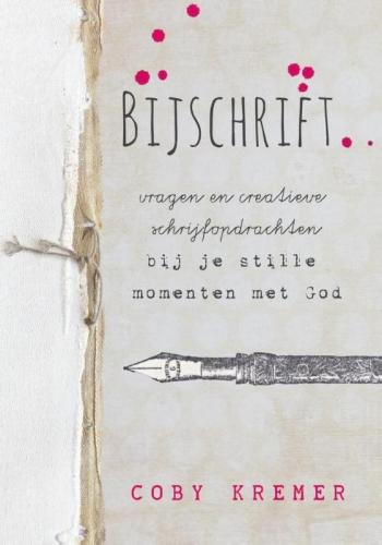 Schrijfblok bij het bijbellezen