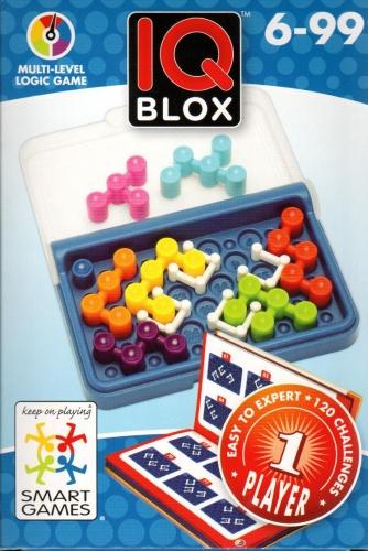 Spel iq blox 6-99 120 opdrachten