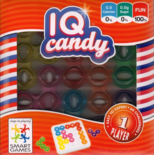 Spel IQ candy