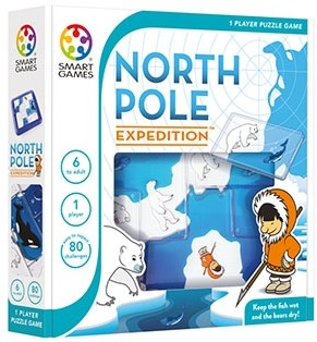 Spel north pole expedition 6+