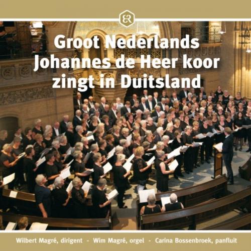 Zingt in Duitsland