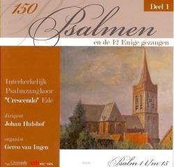 150 Psalmen en de 12 Enige gezangen - De