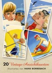 20 Vintage Ansichtkaarten