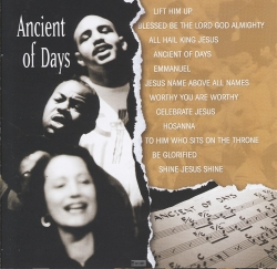 Ancient Of Days - Vintage Worship (CD)