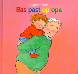 Bas past op opa