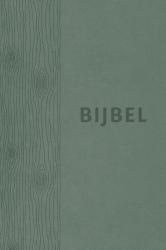 Bijbel (HSV) - vivella groen met duimgre