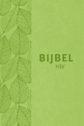 Bijbel (HSV) - vivella groen
