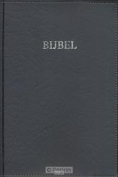 Bijbelomslag BO34 kunstl G20 zwart