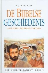 Bijbelse geschiedenis ot 3 aan onze kind