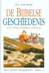 Bijbelse geschiedenis ot 4 aan onze kind