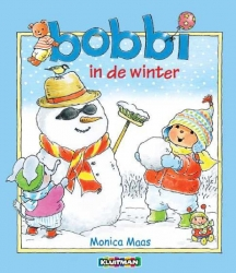 Bobbi in de winter