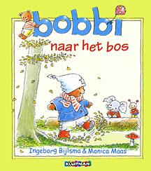 Bobbi naar het bos