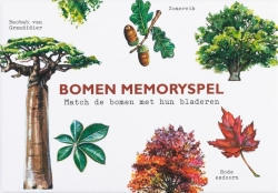 Bomen memoryspel