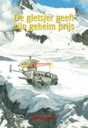 De gletsjer geeft zijn geheim prijs
