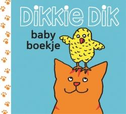 Dikkie Dik Babyboekje (stoffen boekje)
