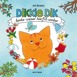Dikkie Dik - Lente, zomer, herfst en winter (met dvd)
