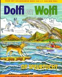 Dolfi en wolfi strip 3 op speurtocht