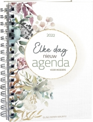 Elke dag nieuw agenda 2022