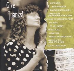 Give Thanks - Vintage Worship (CD)