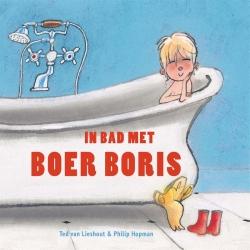 In bad met Boer Boris (badboekje)
