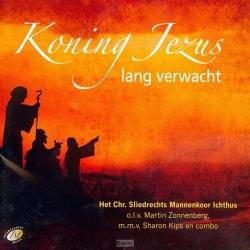 Koning Jezus lang verwacht