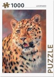 Leopard - puzzel 1000 stukjes