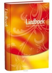 Liedboek, rood/geel