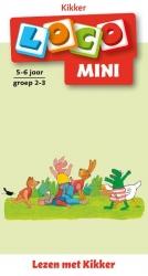 Loco mini lezen met kikker(boekje)
