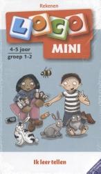 Loco Mini pakket Rekenspelletjes / 4-5 jaar groep 1-2