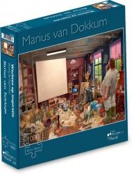 Marius van Dokkum - Wachten op inspirati