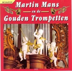Martin Mans en de gouden trompetten