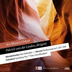 Mendelssohn, Mozart & Schubert