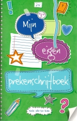 Mijn eigen prekenschrijfboek
