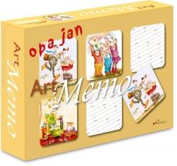 Opa Jan Art Memo spel 24 sets