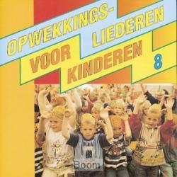 Opwekking kids  8 cd (107-122)