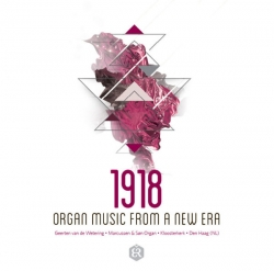 Organ music from a new ara