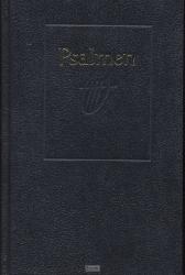 Psalmboek 1773 zwart 12g nr groot letter