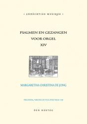 Psalmen en gezangen 14 voor orgel