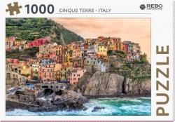 Rebo legpuzzel 1000 stukjes - Cinque Ter