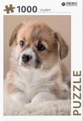 Rebo legpuzzel 1000 stukjes - Puppy