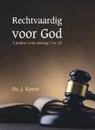 Rechtvaardig voor God